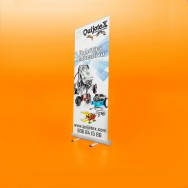 Exposant Roll Up enroulable
